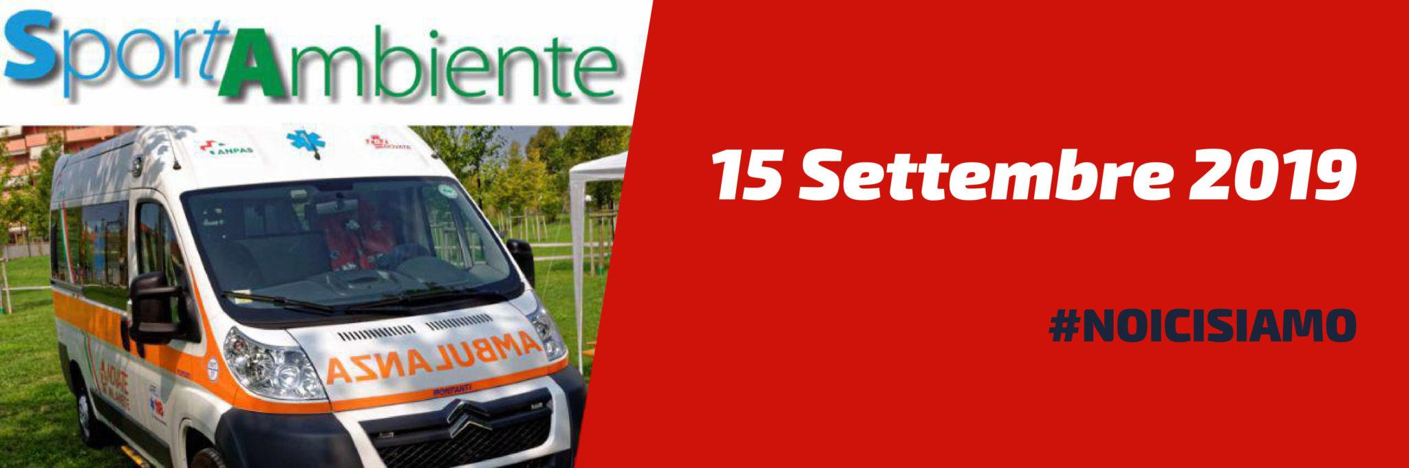 SOS Novate a SportAmbiente 2019